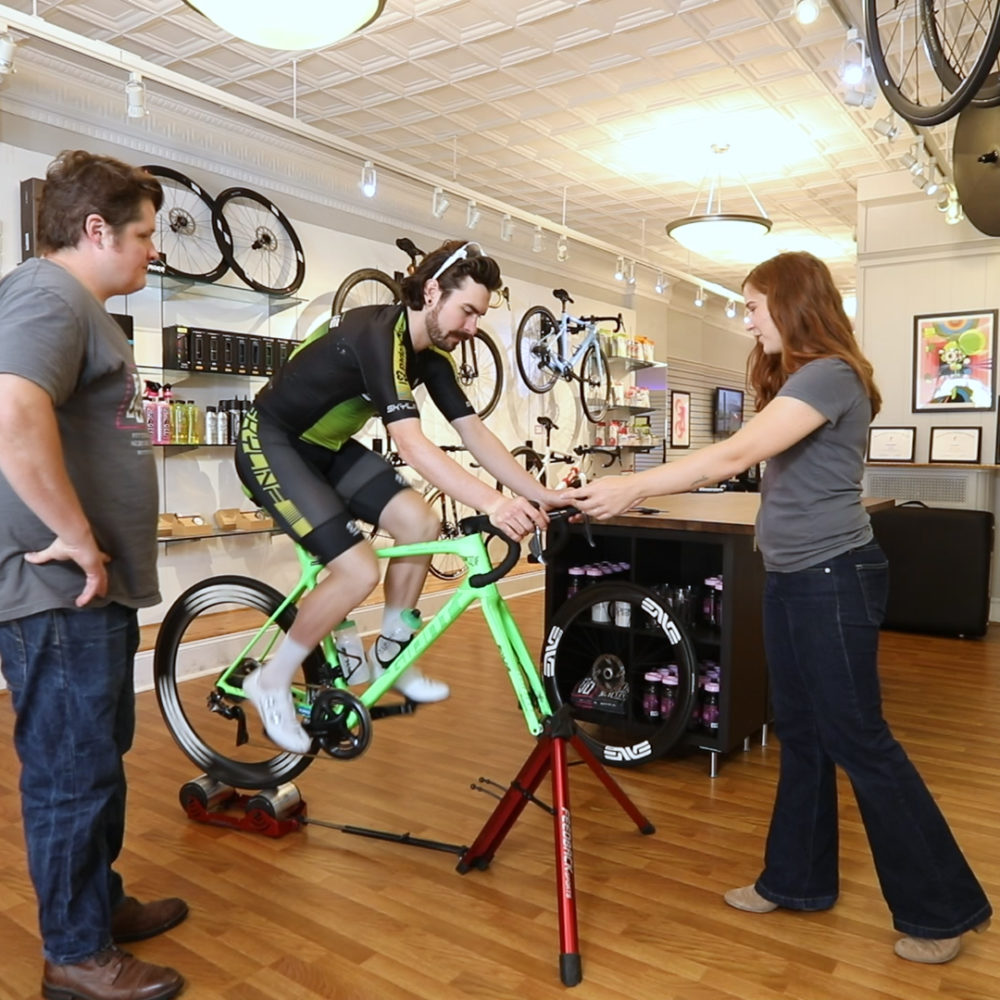 Bike Fit Panel: There's No App For That